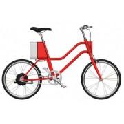 Электровелосипед Xiaomi YunBike C1 (женский, красный)