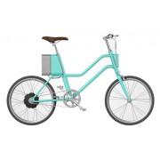 Электровелосипед Xiaomi YunBike C1 (женский, зеленый)