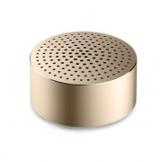 Колонка Xiaomi Mi Round Little Audio FXR4039 Bluetooth Speaker (золотой)