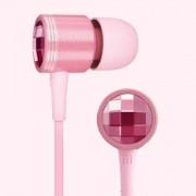 Наушники Xiaomi Piston 2 Crystal (розовые)