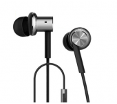 Наушники Xiaomi Hybrid Dual Drivers Mi In-Ear Headphone (серебристый)