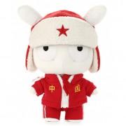 Мягкая игрушка Xiaomi Mi Bunny Спортсмен 25 см (Xiaomi, красный)