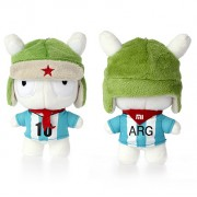 Мягкая игрушка Xiaomi Mi Bunny 13 см (футболист Аргентины)