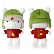 Мягкая игрушка Xiaomi Mi Bunny 13 см (футболист Испании)