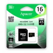 Карта памяти Apacer microSD 16GB
