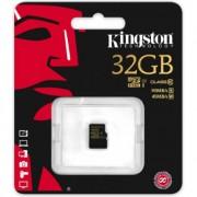 Карта памяти Kingston MicroSDHC 32 GB