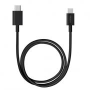 Дата-кабель microUSB – USB C Plug 120см (Deppa, черный)