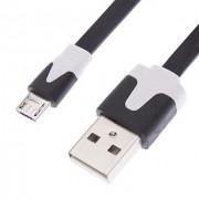 Micro USB провод 25см (чёрный)