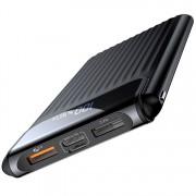 Внешний аккумулятор Baseus Thin Quick Charge 3.0 10000 mAh PPYZ-C01 (Черный)