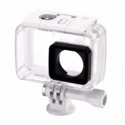 Waterproof Box for Xiaomi Yi Camera - аквабокс для Xiaomi Yi Action (белый)