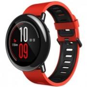 Xiaomi AMAZFIT Bluetooth 4.0 спортивные смарт часы (красный)