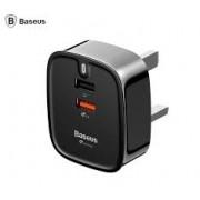 Зарядное устройство BASEUS USB Quick Charge 3.0 Turbo CCALL-AFZ01 (Черный)