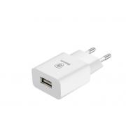 Зарядное устройство Baseus USB Wall Charger Letour 2.1A CCALL-E2A02 (Белый)
