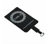 Qi ресивер приемник для беспроводной зарядки для смартфона  Type-C