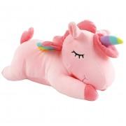 Мягкая игрушка Единорог 50 см (Розовая)