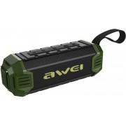 Беспроводная Bluetooth колонка Awei Y280 (Зеленый)