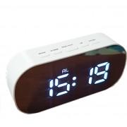 Электронные часы DT-6506 (Белый)