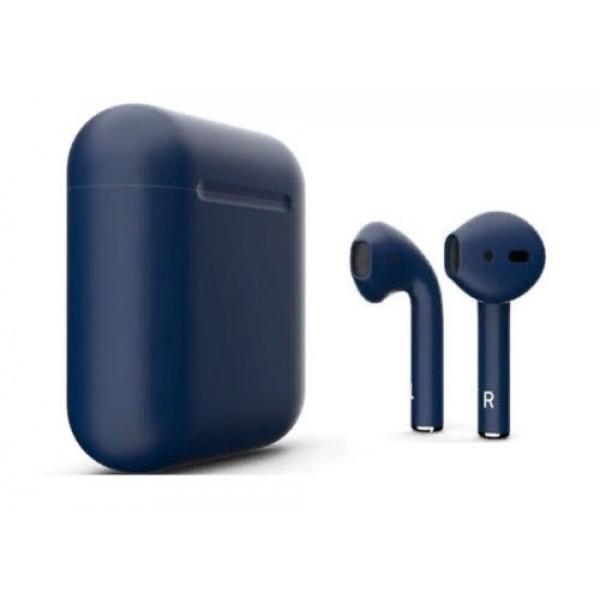 Беспроводные Bluetooth наушники inPods 12 (Синий)