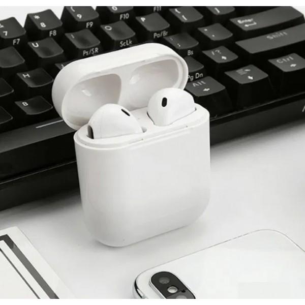 Беспроводные Bluetooth наушники inPods 12 (Белый)