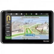 Автомобильный GPS-навигатор XPX PM-533 (Черный)