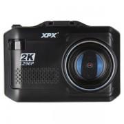 Автомобильный видеорегистратор с радар-детектором XPX G575-STR (Черный)