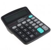 Калькулятор KK-837B-12 (Черный)