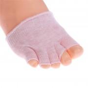 Носки гелевые на передний отдел стопы Moisturize Gel 1/2 RZ-631 (Розовый)