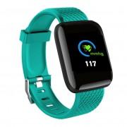 Фитнес-браслет 116 Plus (Зеленый)