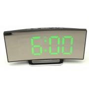 Электронные часы DT-6507 (Белый-зеленый)