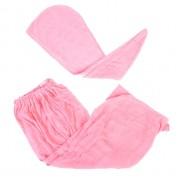 Парео женское для бани и сауны Главбаня TDK-099 (Розовый)