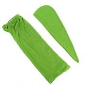 Парео женское для бани и сауны Главбаня TDK-099 (Зеленый)