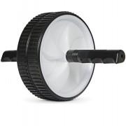 Тренажер-колесо для пресса TR-084 (Черно-белый)