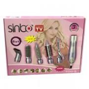 Фен Sinbo 700-5 (Фиолетово-серый)
