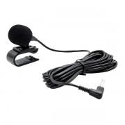 Микрофон для автомагнитолы Mic20, jack 3.5 (Черный)