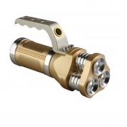 Светодиодный фонарь MX-KK1817-3 (Золотистый)