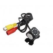 Камера заднего вида ET-1588, LED подсветка (Черный)