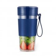 Пластиковая бутылка-блендер USB Class Bottle 01, ZB-001 (Синий)