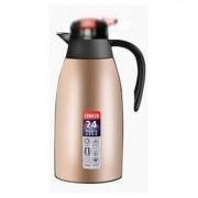 Термос бутылка-кувшин ZB-1676 2000мл (Золотистый)