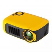 LED проектор A2000 (Желтый)