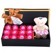 Подарочный набор Sweet Love (Красный)
