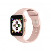 Умные часы XPX Smart Watch T500 (Розовые)