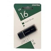 Флешка USB 2.0 Smartbuy 16GB (Черный)