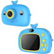 Детский фотоаппарат Рыбка (Голубой)