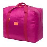 Складная дорожная сумка (Розовый)