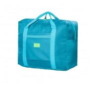Складная дорожная сумка (Голубой)