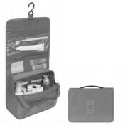Дорожная сумка для туалетных принадлежностей (Серый)