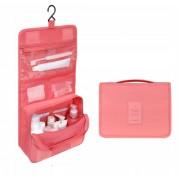 Дорожная сумка для туалетных принадлежностей (Розовый)