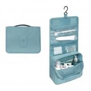 Дорожная сумка для туалетных принадлежностей (Голубой)