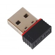 Беспроводной USB адаптер WiFi MRM W01-7601 (Черный)