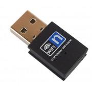 Беспроводной USB адаптер WiFi MRM W08- 8192EU (Черный)